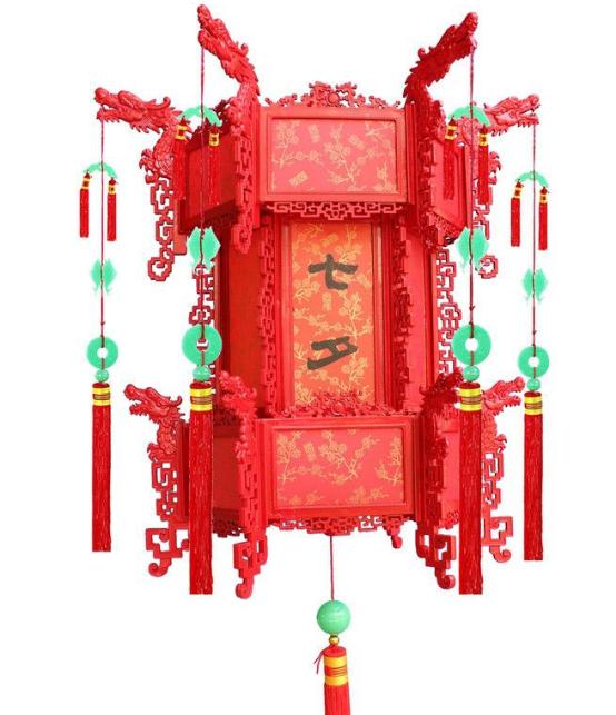 广东东艺宫灯,又称宫廷花灯,是中国彩灯中富有特色的民族传统手工艺品之一。以雍容华贵、充满宫廷气派而闻名于世。东艺宫灯历史悠久,八世纪已盛行,它将灯具与工艺美术完美结合,既有实用价值,又表现出东方艺术和中国民族风格。因江门东艺宫灯极具中华历史, 已被评选为江门市非物质文化遗产和广东省省级非物质文化遗产。  艺术造型 东艺宫灯在中国已经有上千年的历史了,已经成了中国传统文化的一个符号。江门东艺宫灯做工精湛,有宋彩, 金黄色和仿红木色,镀金色雍容华贵, 仿红木色古色古香,配上山水花鸟国画等中国特色传统图案,内附